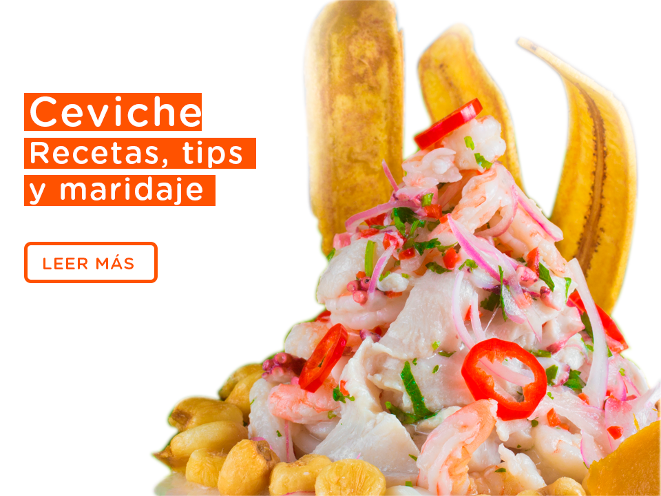 Recetas de Ceviche