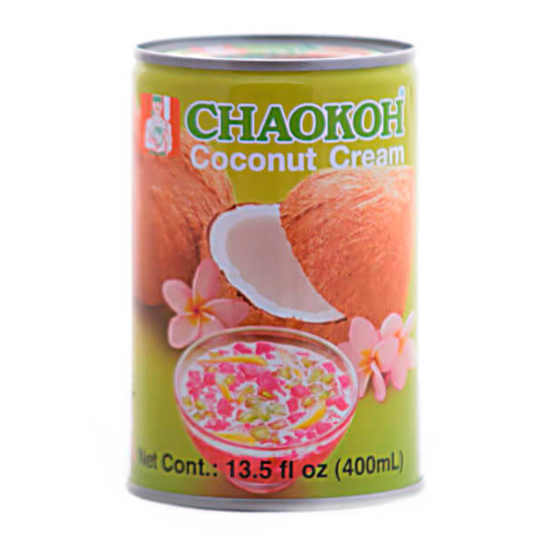 crema de coco chaokoh