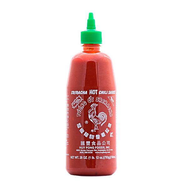 salsa siracha