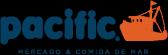 Pacific Mercado y Comida de Mar Logo