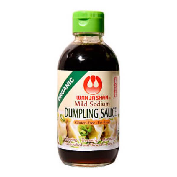 salsa dumpling organica