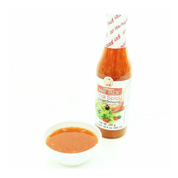 salsa ensalada picante mae ploy