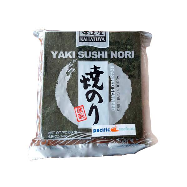 nori sushi algas