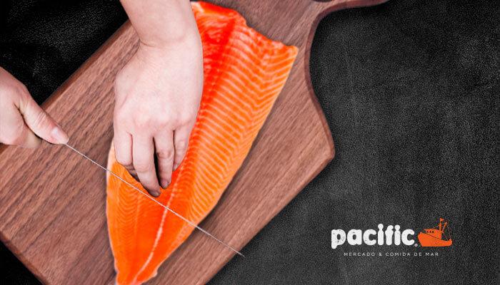 ¿Cómo calcular las porciones de pescados y mariscos?