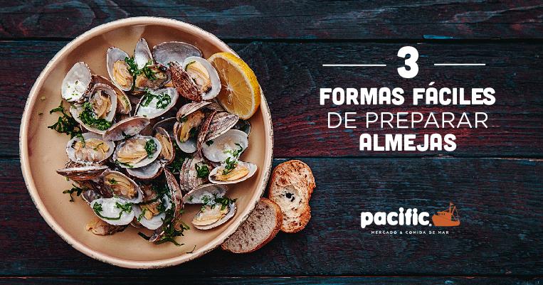 Consigue en Pacific Sea Food los mejores productos de mar.
