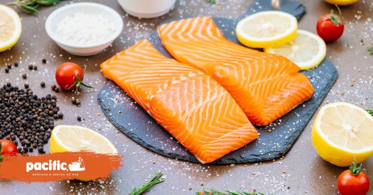 Cómo preparar salmón